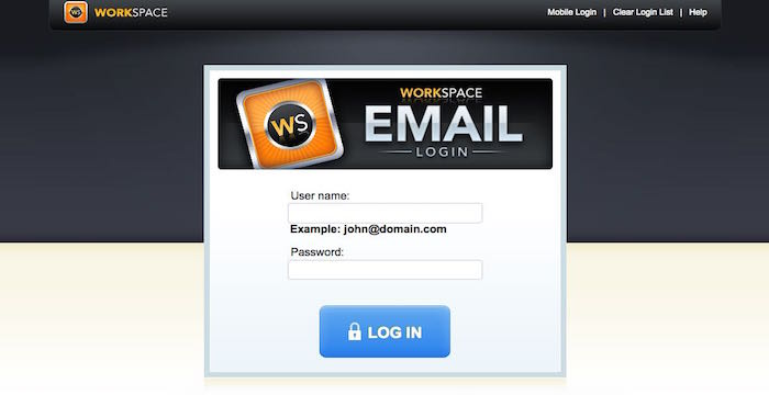 Setup Your LubyG Workpace Email