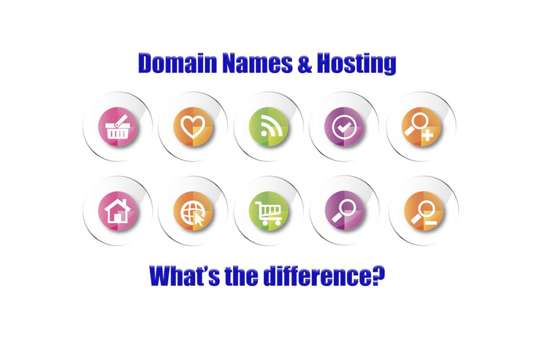 How Websites Work – Domain Names and Hosting